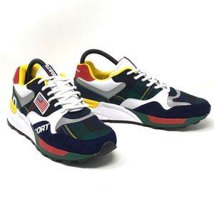 Ralph Lauren Polo Sport Trackster 100 Sneakers